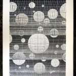 Figure and Grid prints by Dylan Bakker