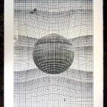 Figure and Grid prints by Dylan Bakker