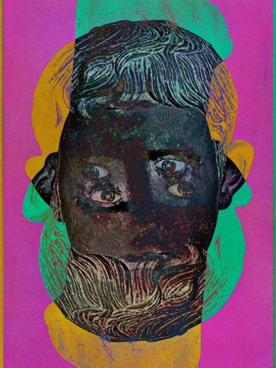 Multi-Tony Inkjet Giclée Print 1