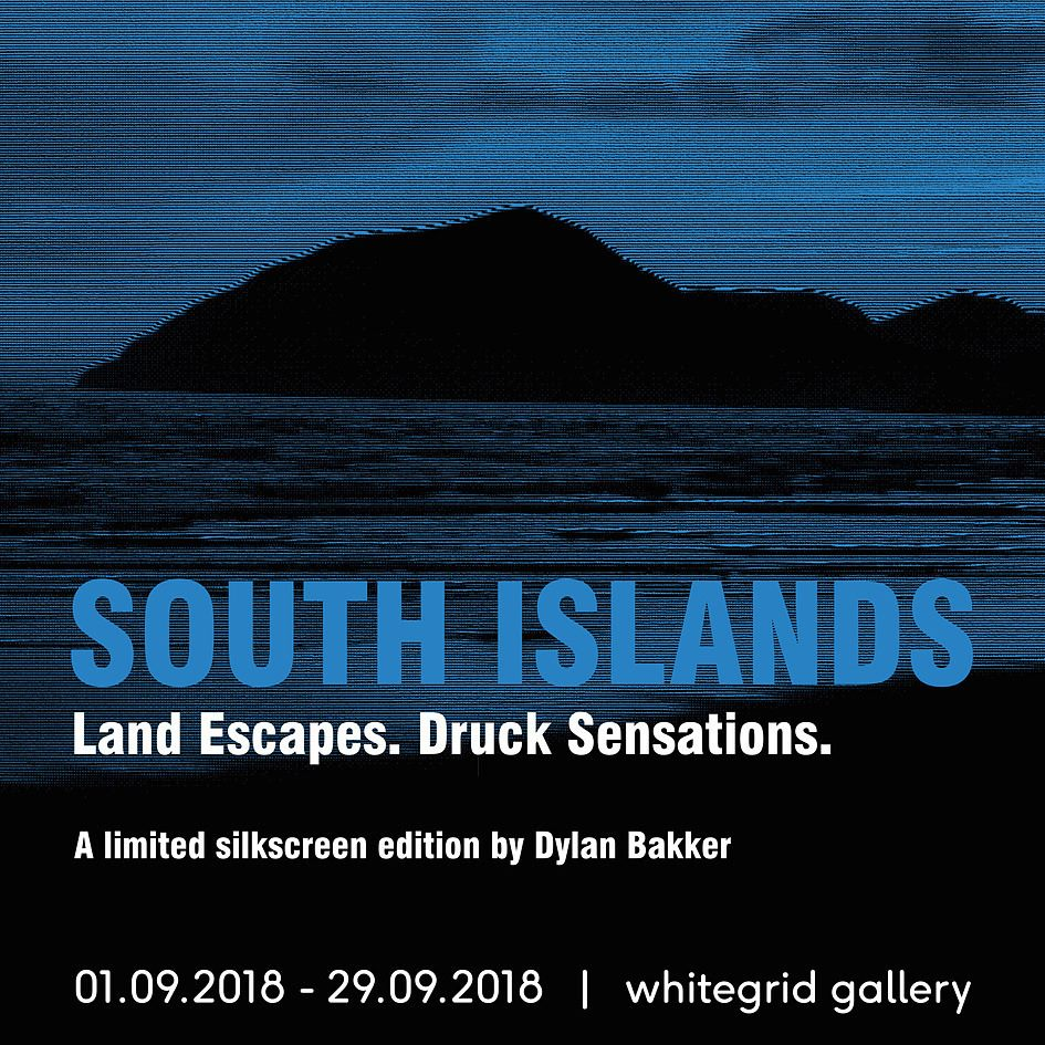 SOUTH ISLANDS Exhibition